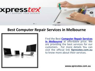 Best Computer Repair Services in Melbourne