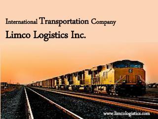 International Transportation Company – Limco Logistics Miami, USA
