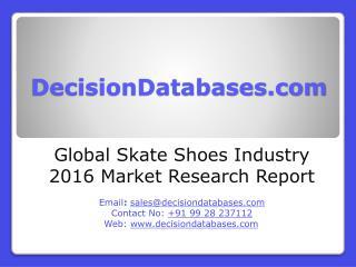 Skate Shoes Market International Analysis and Forecasts 2020