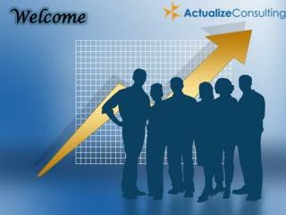 Top Business Process Analysis at Actualize Consulting