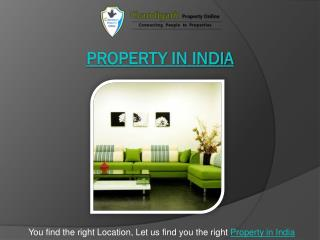 Property in India | Real Estate India