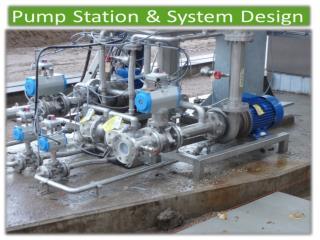 Pump Installation and Maintenance Service