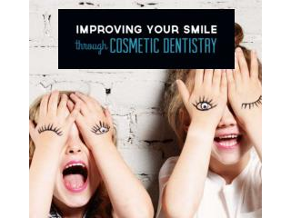 Cosmetic Dentistry Procedures That Can Improve Your Smile