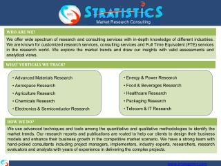 Electronics and Semiconductors Market Research Reports, Analysis, Consulting | Stratistics MRC