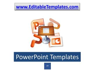 EditableTemplates - Free and Premium PowerPoint Templates