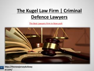 The Kugel Law Firm | Criminal Defence Lawyers