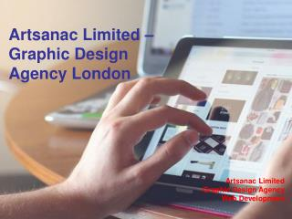 Artsanac Limited – Graphic Design Agency London