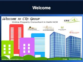 CRS Group Property Consultants Delhi NCR
