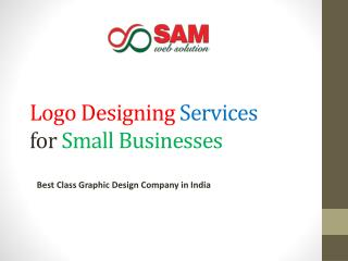 Logo Designing Services for small business