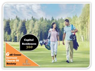 Buy Capital Residences 360, project in Sector 70 A Gurgaon