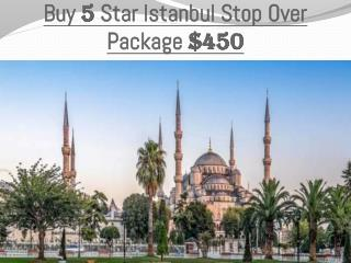 Special Istanbul 3 Nights Package