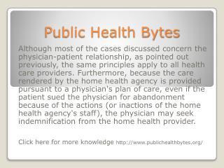 www.publichealthbytes.org