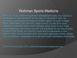 www.rothmansportsmedicine.org