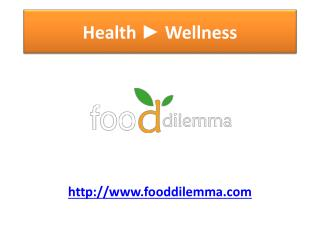 Healthy Eating Diet Plan food information