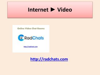 free webcam video online chat rooms