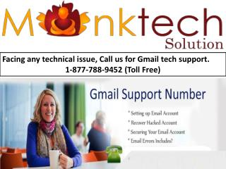Gmail Password Recovery Contact US - Google - 1-877-788-9452