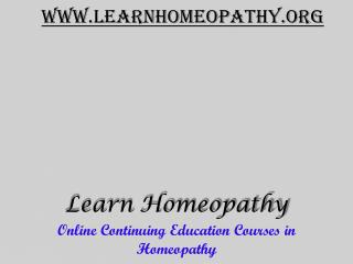 Homeopathic Medicines For Colds And Cough