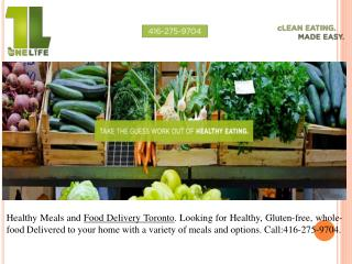 Food Delivery Toronto
