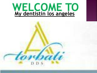 Los Angeles Prosthodontist