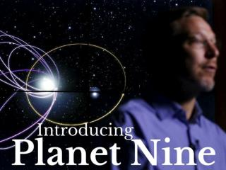 Introducing Planet Nine