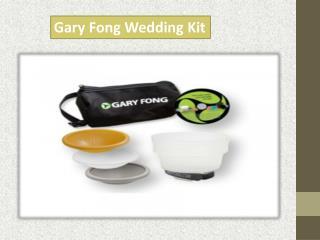 Gary Fong Wedding Kit
