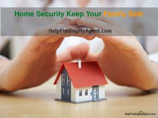Home Security Keep Your Family Safe