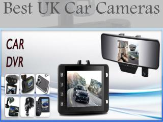 Best UK Car Cameras