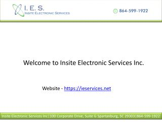 Insite electronic services inc