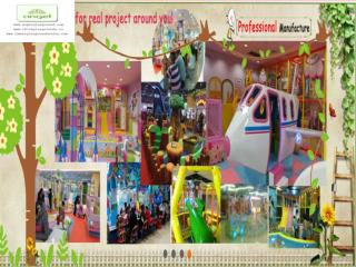 Renowned indoor play ground manufacturers and suppliers in China