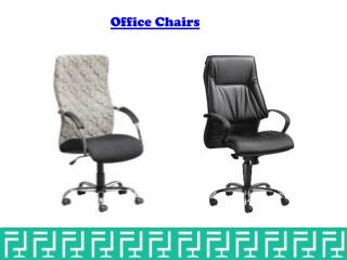 Office Chairs at Office Stock™