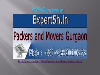 Expert5th Packers and Movers in Gurgaon Packing and Crating