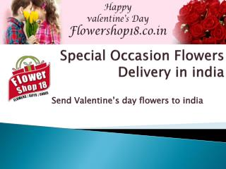 All Occasion Flowers and Gifts | Special Occasion Flowers Delivery in india
