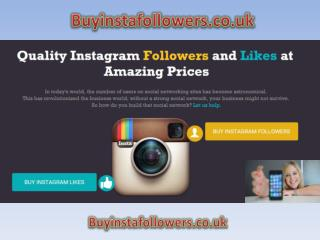The Run Ideas within Recommendations in Buy Instagram Followers