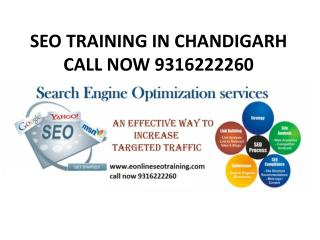 seo training in chandigarh|digital marketing training in chandigarh