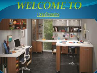 Custom Closets & More