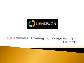 Lien Design - A leading logo design agency in California