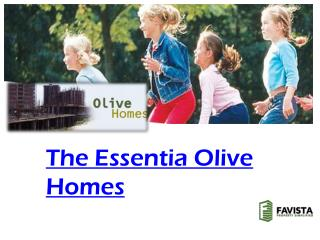 buy property in Junction of Alwar Bypass Road,THE ESSENTIA, Olive Homes