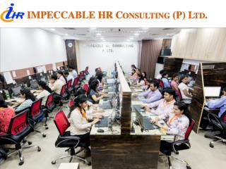 Top HR consulting Services HR Outsourcing & Recruitment Firm- Impeccable HR