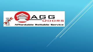 GARAGE DOOR REPAIRS IN MELBOURNE:providing quality, reliable, services