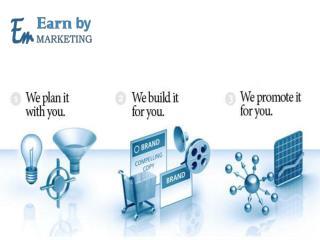 Digital marketing company in india-earnbymarketing.com