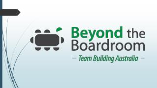 Beyond The Boardroom - About Us
