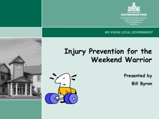 Injury Prevention for the Weekend Warrior