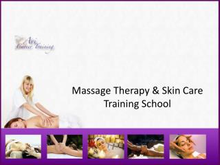 Massage Therapy School - Avi Career Training