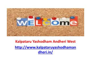 Kalpataru Yashodham Andheri West
