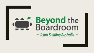 Fun & Exciting Team Building Programs Throughout Australia - YouTube