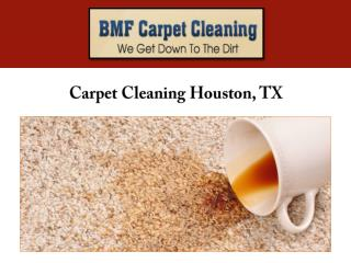 Carpet Cleaning Houston, TX