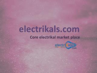 Buy Data, Telephone and Coaxial Cables online | electrikals.com