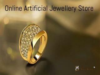 Online Artificial Jewellery Store
