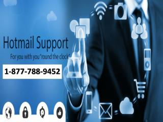 Hotmail support tollfree 1-877-788-9452 number for tech support