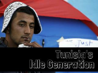 Tunisia's idle generation
